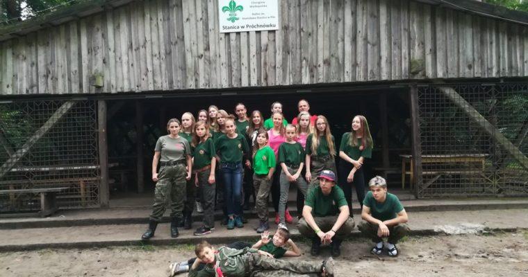 Kolejny harcerski obóz za nami…